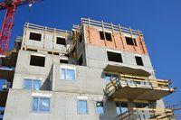 Na koniec listopada prawie 836 tys. nowych mieszkań w budowie
