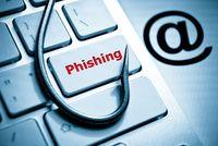 Atak phishingowy