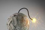 Klif fiskalny zniknął, problemy nie