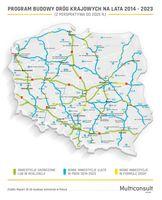 Program budowy dróg krajowych 2014-2023