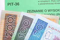 Przychody z działalności nierejestrowej na PIT-36