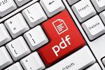 Ustawa o rachunkowości i VAT: faktury w formacie PDF