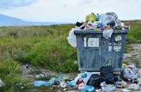 2/3 odpadów zbyt trudne do przetworzenia