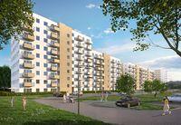 Murapol Nowe Miasto - wizualizacja inwestycji
