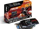 Karty graficzne ASUS HD 6770 DirectCU i HD 6750 Formula