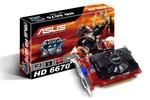 Karty graficzne ASUS HD 6670, 6570 i 6450