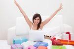 Zakupy w sieci: kobiety kupują z głową