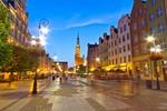 Najbardziej romantyczne miasta w Polsce