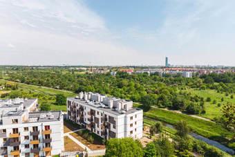Jak duże są największe mieszkania deweloperskie?