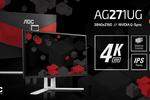 Monitor 4K z G-SYNC od AOC