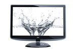 Monitory LED AOC e2240Vwa