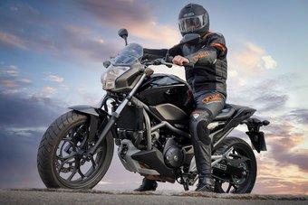 Czy kask i odzież motocyklowa może być kosztem uzyskania przychodu? [© pixabay.com]