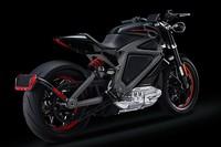 Elektryczny motocykl od Harleya