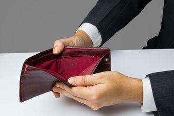 O 105% r/r więcej niewypłacalności w I kwartale 2021 [© patpitchaya - Fotolia.com]