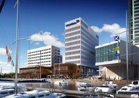 Gdynia Waterfront - wizualizacja 2