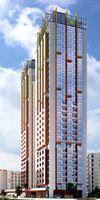 Towarowa Towers - wizualizacja 1