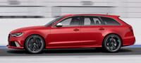 Najnowsze Audi RS 6 Avant