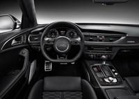 Audi RS 6 Avant - wnętrze