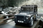 Land Rover Defender z nowym silnikiem