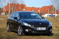 Nowy Peugeot 508 w Polsce