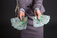 Prowizja od pożyczki jest przychodem firmy