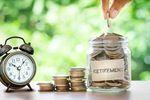 Nie dbamy o wysokość emerytury