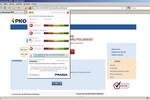 Atak phishingowy na bank PKO BP