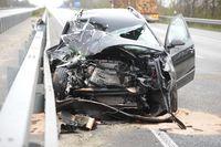 Wypadek samochodowy: odszkodowanie za utracony dochód bez PIT