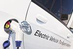 Ładowanie służbowego samochodu elektrycznego w domu w podatku PIT
