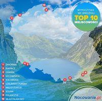TOP 10 kierunków na wakacje jesienią