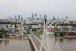 Warszawa pokazuje, że polska gospodarka wraca do stanu sprzed pandemii