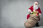 Święty Mikołaj zarabia 45 zł/h