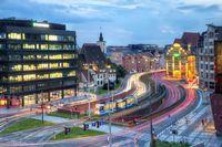 Usługi dla biznesu generują popyt na biurowce Wrocławia