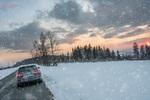 Jazda samochodem zimą. Porady dla początkujących