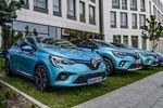 Ekologiczna gama Renault powiększa się o Clio, Captur i Megane