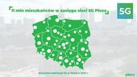 Rozwój sieci 5G w Plusie