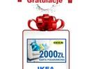 Bon do IKEA? Nie dostaniesz 2000 zł, to spam