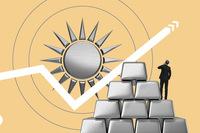 Popyt na srebro wzrośnie dzięki fotowoltaice i 5G