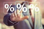 Oprocentowanie kredytów 11 razy wyższe niż lokat