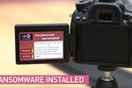 Aparaty fotograficzne narażone na ransomware