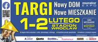 Targi Mieszkaniowe Nowy DOM Nowe MIESZKANIE, Wrocław 1-2 lutego 2020