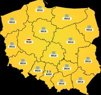 Najpopularniejsze wakacyjne kierunki w regionach Polski