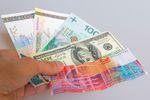 Rynek walutowy liczy straty, złotówka trzyma się mocno
