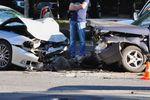 Wypadki drogowe, czyli pechowe piątki