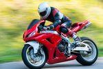 Wypadki drogowe z udziałem motocyklistów, czyli największa śmiertelność