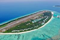 Wyspa z archipelagu Malediwów