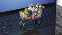 Zakupy spożywcze w sieci