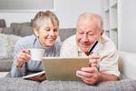 Pokolenie 55+ zwiększa zakupy w internecie