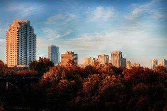 TOP 10 najbardziej zielonych dużych miast w Polsce