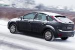 Bezpieczna jazda - zima